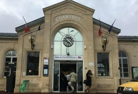 Estacionamento Estação de Chantilly - Gouvieux: Preços e Ofertas  - Estacionamento estações | Onepark