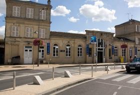 Parkhaus Bahnhof von Villiers-le-Bel - Hinfahrtnesse - Arnouville in Arnouville : Preise und Angebote - Parken am Bahnhof | Onepark