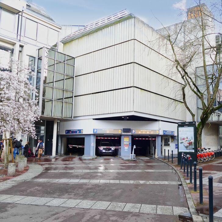 Öffentliches Parkhaus NGE DECRÉ BOUFFAY (Überdacht) Nantes