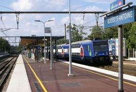 Parkeerplaats Station Boussy-Saint-Antoine : tarieven en abonnementen - Parkeren bij het station | Onepark