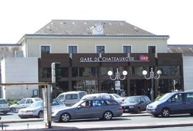 Parking Gare de Châteauroux à Châteauroux : tarifs et abonnements - Parking de gare | Onepark