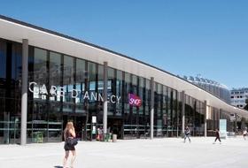 Parkeerplaats Station Annecy in Annecy : tarieven en abonnementen - Parkeren bij het station | Onepark