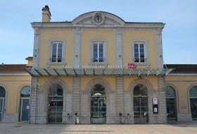 Parkhaus Bahnhof Bourg-en-Bresse in Bourg-en-Bresse : Preise und Angebote - Parken am Bahnhof | Onepark
