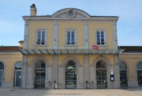Parcheggio Stazione Bourg-en-Bresse a Bourg-en-Bresse: prezzi e abbonamenti - Parcheggio di stazione | Onepark