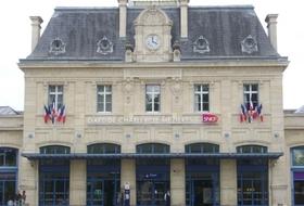 Parking Gare de Charleville-Mézières à Charleville-Mézières : tarifs et abonnements - Parking de gare | Onepark