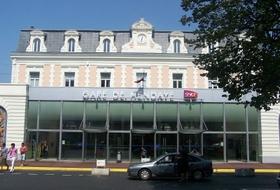 Parking Gare d'Hendaye à Hendaye : tarifs et abonnements - Parking de gare | Onepark