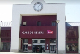 Station of Nevers car park in Nevers: prices and subscriptions - Station car park | Onepark