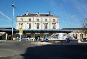 Station Niort car park: prices and subscriptions - Station car park | Onepark