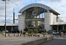 Parkhaus Bahnhof von Saint-Pierre-des-Corps : Preise und Angebote - Parken am Bahnhof | Onepark