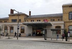 Parking Gare de Thionville à Thionville : tarifs et abonnements - Parking de gare | Onepark