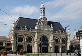 Parking Gare de Valenciennes à Valenciennes : tarifs et abonnements - Parking de gare | Onepark