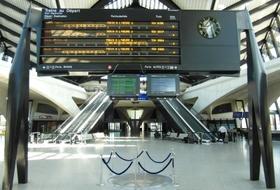 Estacionamento Estação de TGV Lyon-Saint-Exupéry: Preços e Ofertas  - Estacionamento estações | Onepark