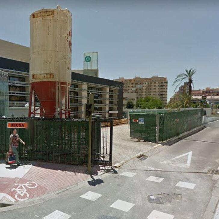 Parking Público APK80 HOSPITAL PROVINCIAL CASTELLÓN (Cubierto) Castelló de la Plana,