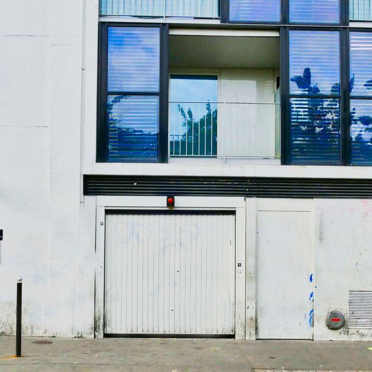 RUE DE LA CHARBONNIÈRE Parking Privaat Gebouw (Overdekt) Parkeergarage Paris