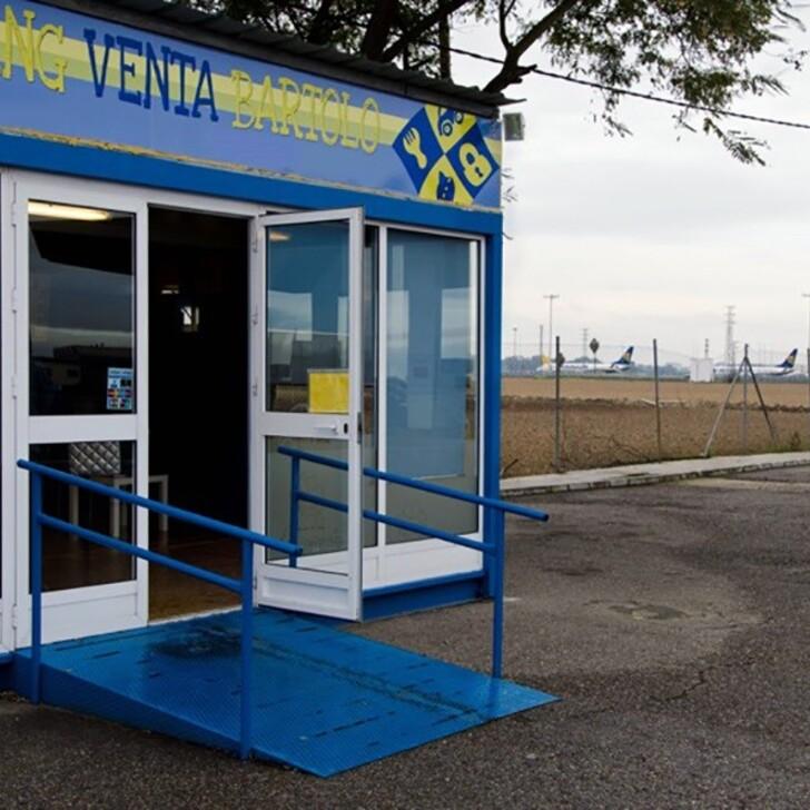VENTA BARTOLO Valet Service Parking (Overdekt) Parkeergarage Sevilla