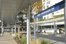 Estacionamento Estação Rueil-Malmaison: Preços e Ofertas  - Estacionamento estações | Onepark