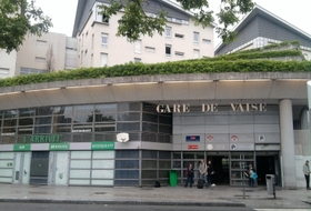 Gare de Lyon-Vaise car park in Lyon: prices and subscriptions - Station car park | Onepark
