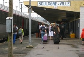 Parkhaus Bahnhof Boulogne-Ville in Boulogne-sur-Mer : Preise und Angebote - Parken am Bahnhof | Onepark