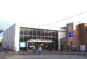 Parkhaus Chatou-Station - Croissy : Preise und Angebote - Parken am Bahnhof | Onepark