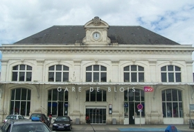 Station Blois - Chambord car park: prices and subscriptions - Station car park | Onepark