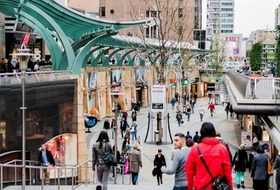 Estacionamento Centre-ville Rotterdam: Preços e Ofertas  - Estacionamento no centro da cidade | Onepark