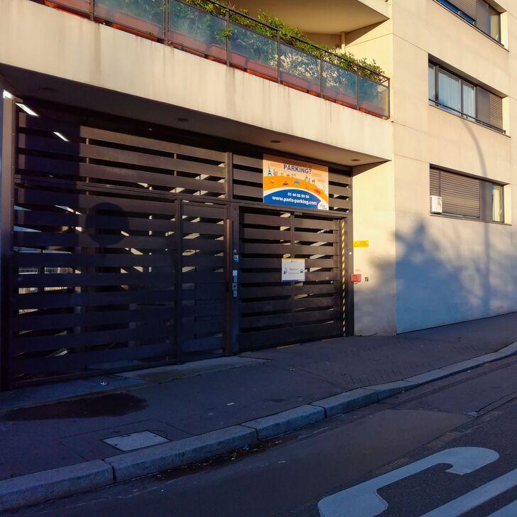 Parcheggio Edificio RUE LEBLANC (Coperto) parcheggio Paris