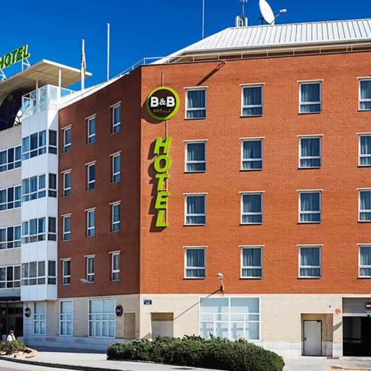 Parking Hotel B&B VALENCIA CIUDAD DE LAS CIENCIAS (Cubierto) Valencia