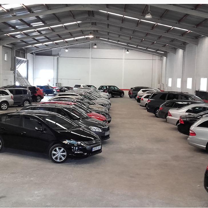 LOWCOSTPARKING Discount Parking (Overdekt) Parkeergarage Valencia