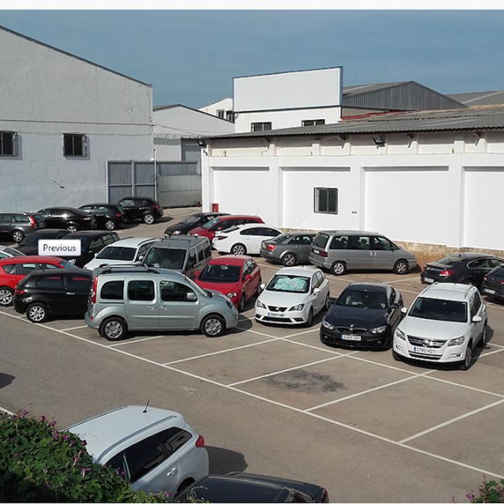 LOWCOSTPARKING Discount Car Park (External) Valencia