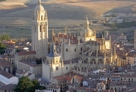 Parcheggio Catedral de Segovia: prezzi e abbonamenti - Parcheggio di luogo turistico | Onepark