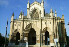 Parkeerplaats Catedral de Vitoria : tarieven en abonnementen - Parkeren bij een toeristische plaats | Onepark