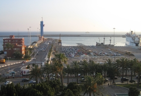 Puerto de Almería car park: prices and subscriptions - Harbour car park | Onepark