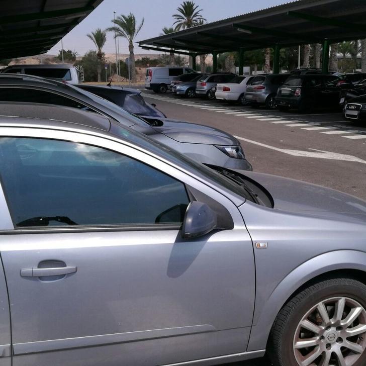 Parcheggio Car Valet VIPPARKING   (Esterno) Parkhaus Alicante
