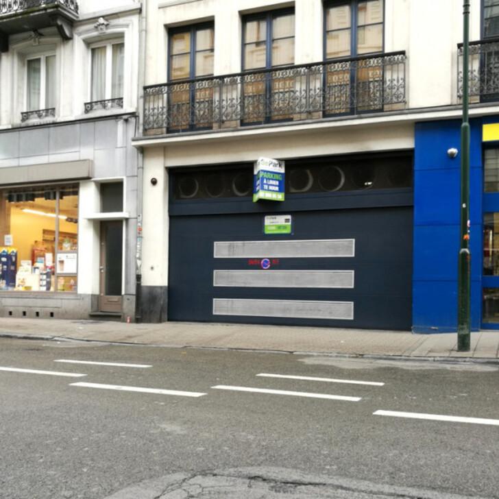 Parking Público BEPARK BRUXELLES BOURSE - GRAND PLACE (Cubierto) Bruxelles