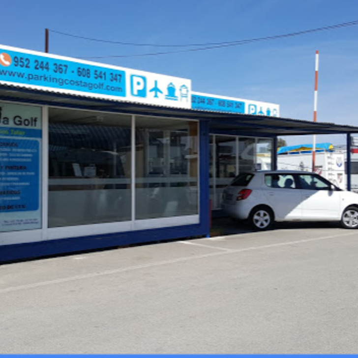 Discount Parkhaus COSTA GOLF (Extern) Málaga