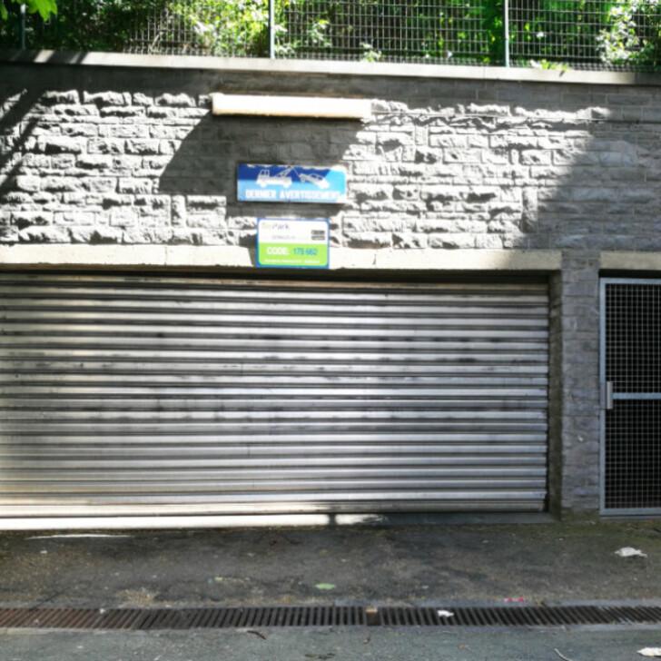 BEPARK MONT DU CHENE Openbare Parking (Overdekt) Parkeergarage Etterbeek