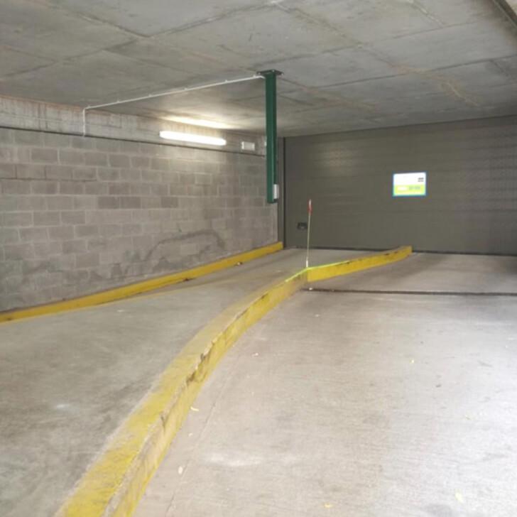 Parking Public BEPARK SCHUMAN (INSTITUTIONS EUROPÉENNES) (Couvert) Bruxelles