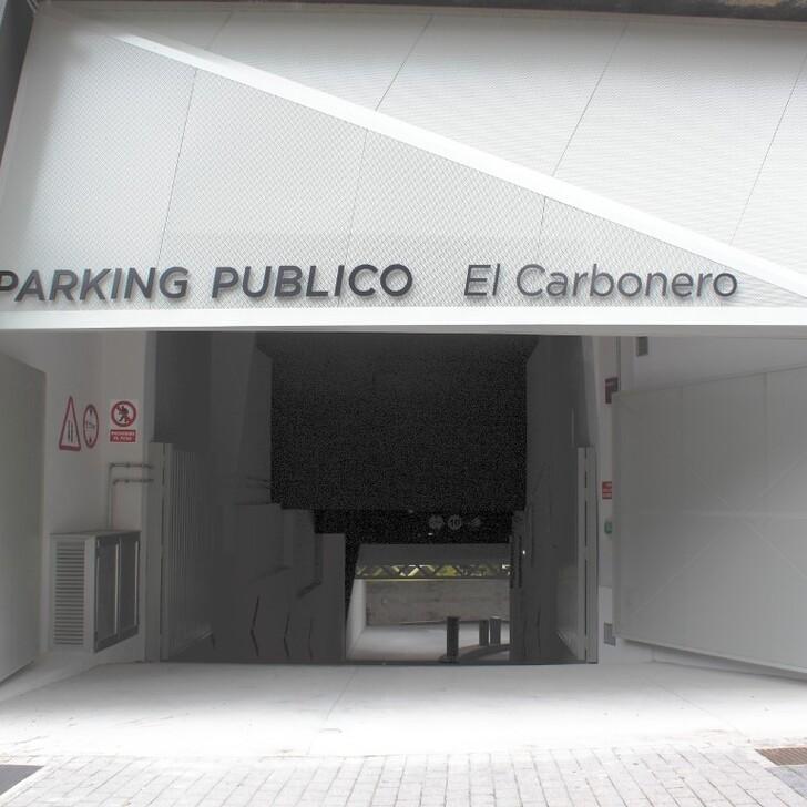 Parcheggio Pubblico EL CARBONERO (Coperto) parcheggio Oviedo