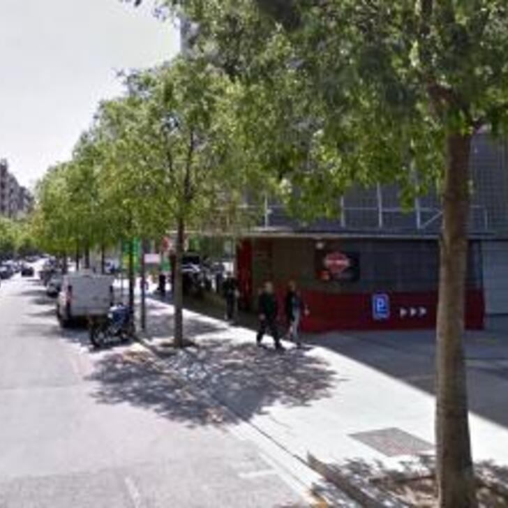 ATENEA Openbare Parking (Overdekt) Parkeergarage Barcelona