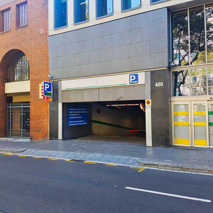 Parking Público ONCE (Cubierto) Barcelona
