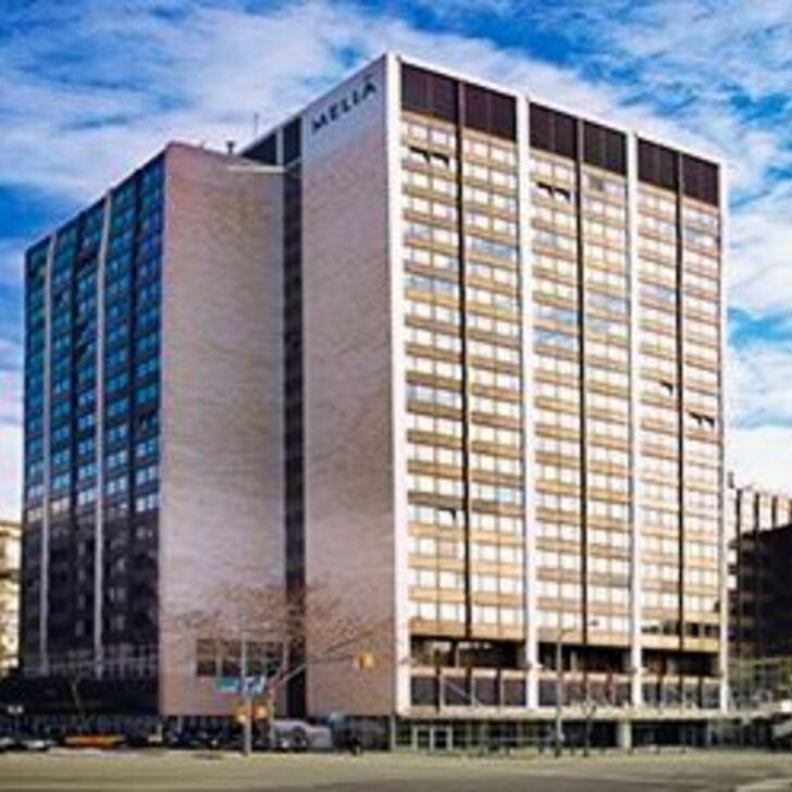 MELIÁ BARCELONA SARRIÀ - APK2 Hotel Parking (Exterieur) Barcelona