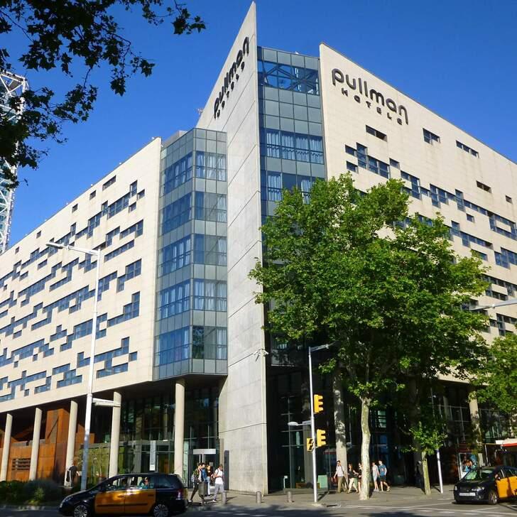 Parcheggio Hotel PULLMAN BARCELONA SKIPPER (Coperto) parcheggio Barcelona