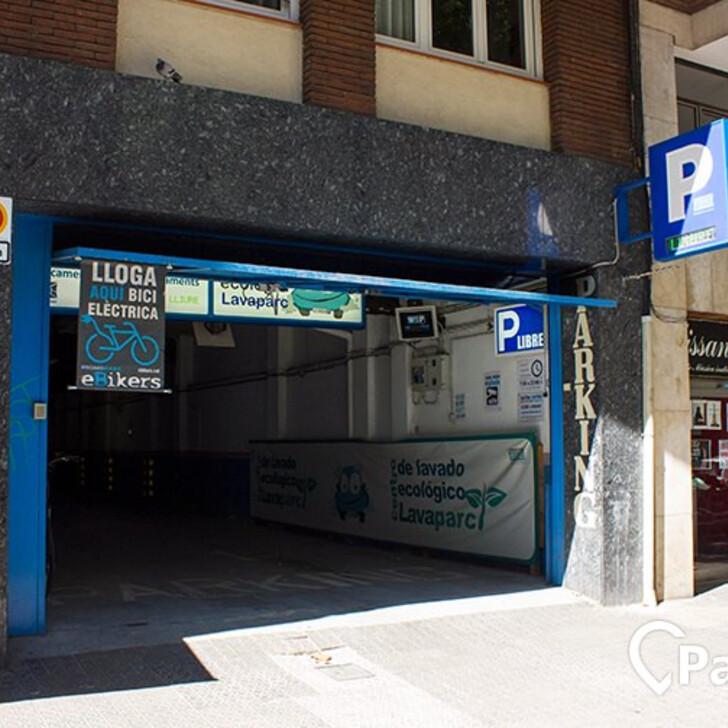 Öffentliches Parkhaus PROMOPARC INDUSTRIA NOU (Überdacht) Barcelona