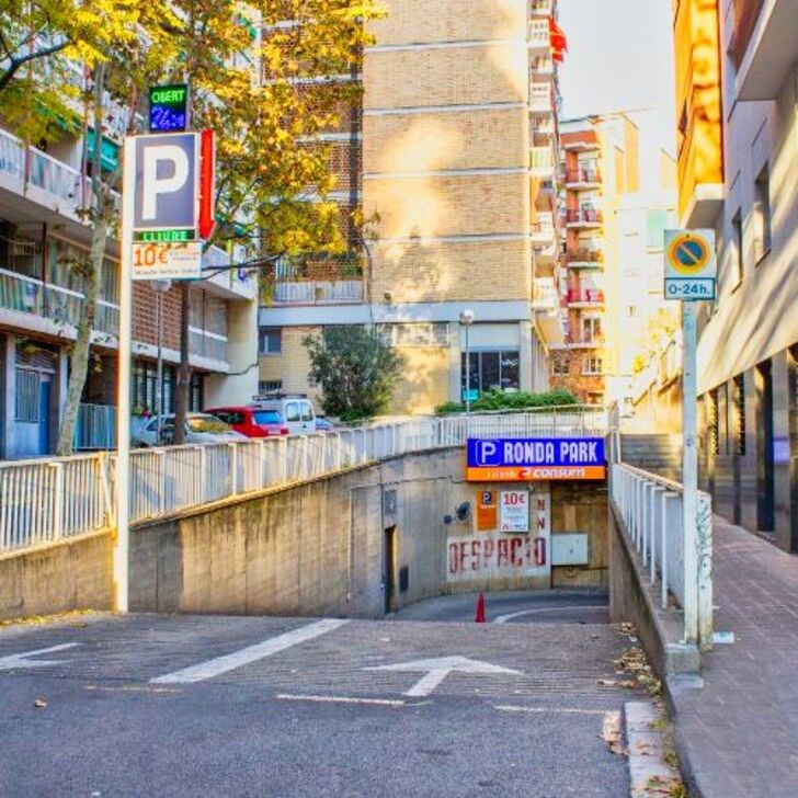 RONDA PARK Public Car Park (Covered) car park Barcelona