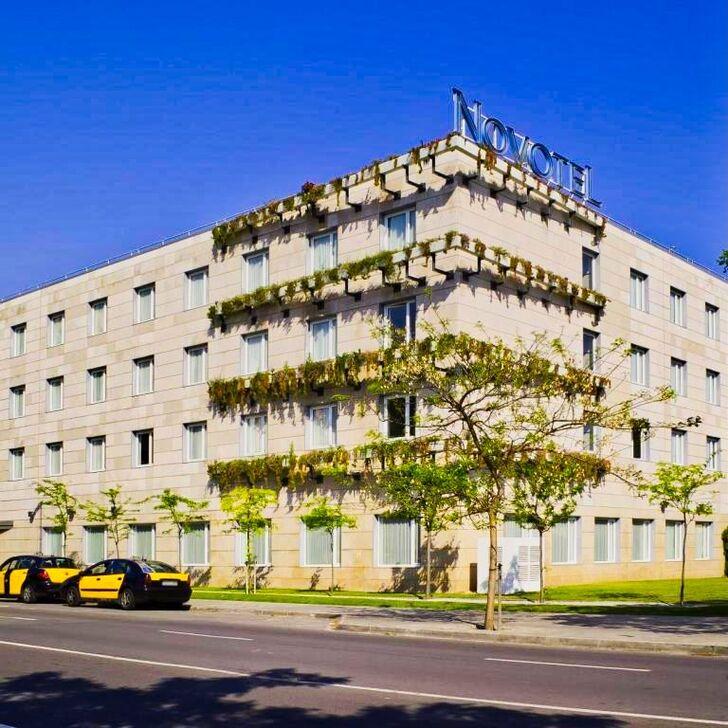 NOVOTEL BARCELONA CORNELLA Hotel Car Park (Covered) Cornellà de Llobregat