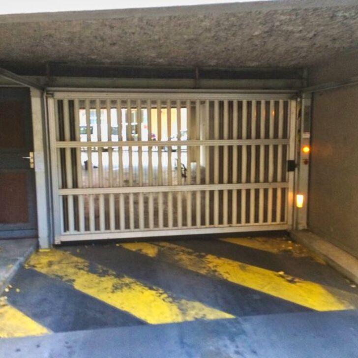 Parking Público BEPARK LACASSAGNE (Cubierto) Lyon