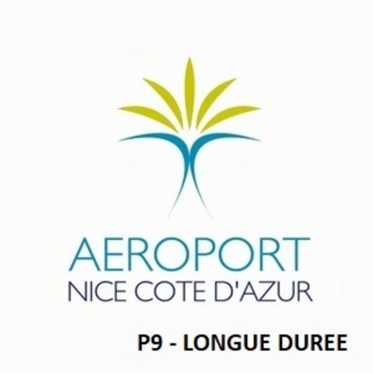 Parking Officiel AÉROPORT DE NICE CÔTE D'AZUR P9 - Longue Durée (Extérieur) Nice