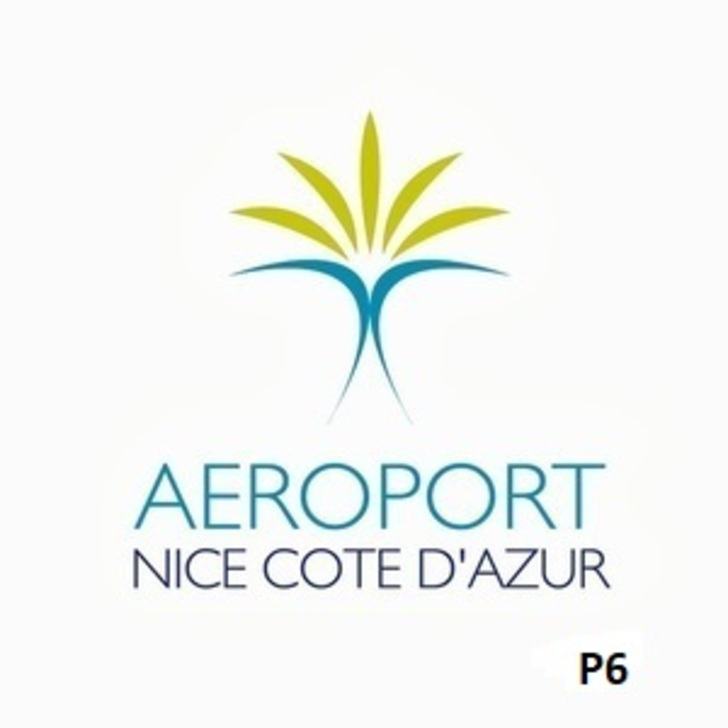 Parking Officiel AÉROPORT DE NICE CÔTE D'AZUR P6 (Couvert) Nice
