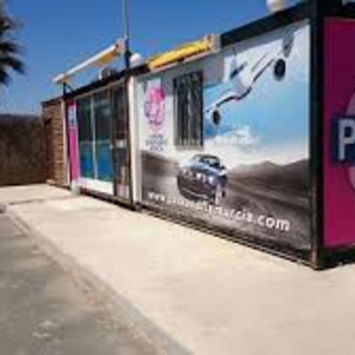 PARK AND FLY Valet Service Parking (Exterieur) Santiago de la Ribera, Murcia
