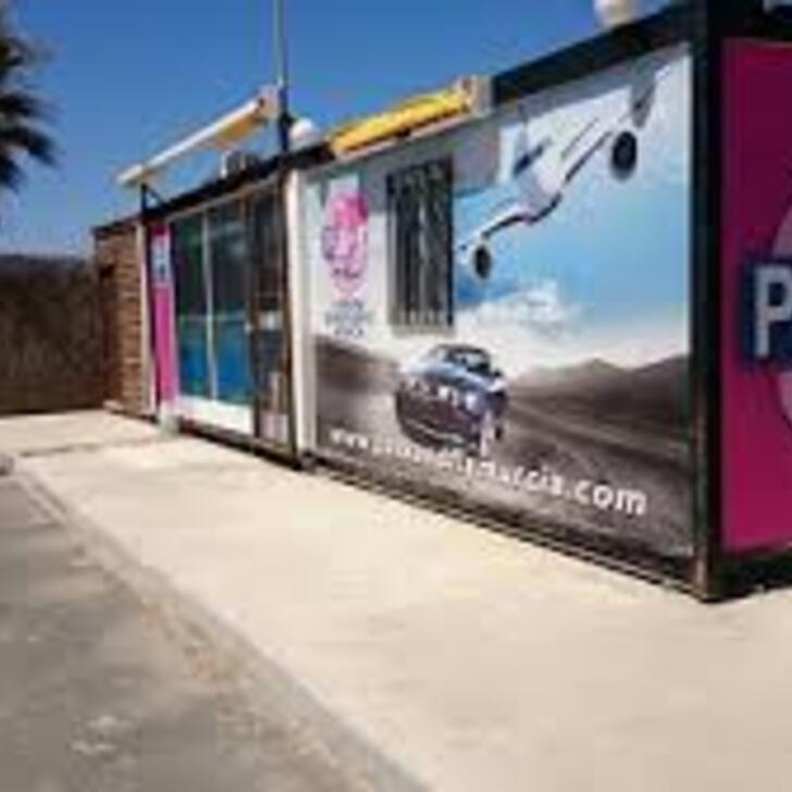 Parking Service Voiturier PARK AND FLY (Extérieur) Santiago de la Ribera, Murcia